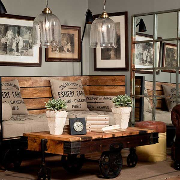 Top 23 Extremely Awesome Diy Industrial, Industrial Furniture Design Ideas