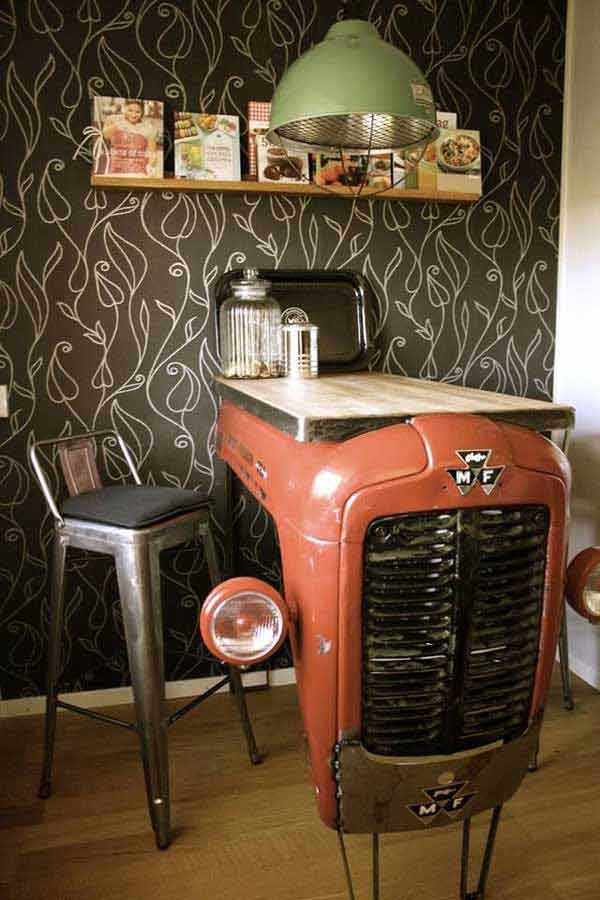 Top 23 Extremely Awesome DIY Industrial Furniture Designs Amazing DIY Interior amp Home Design