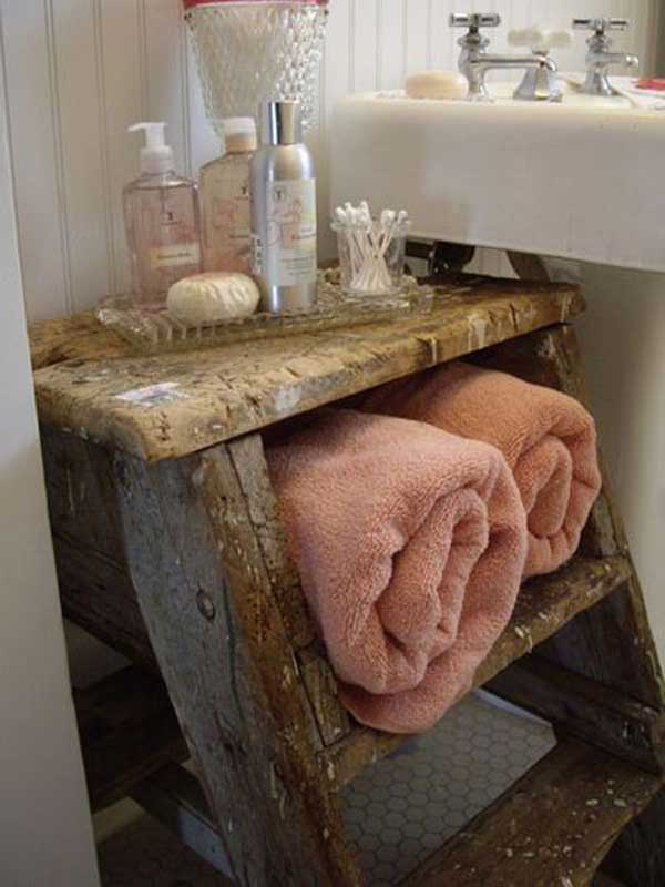 Mason Jar Bathroom Storage Diy