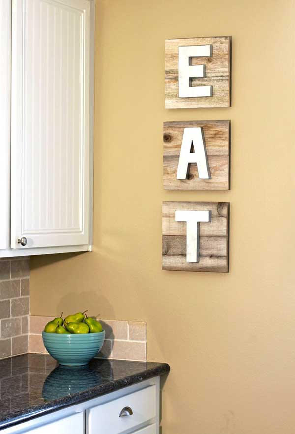 Top 30 The Best DIY Pallet Projects For Kitchen - Amazing DIY ...