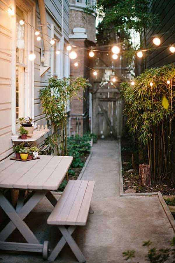 Patio Outdoor String Lights Woohome 5