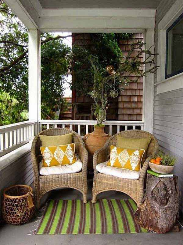 31 Brilliant Porch Decorating Ideas That Are Worth Stealing Amazing Diy Interior Amp Home Design