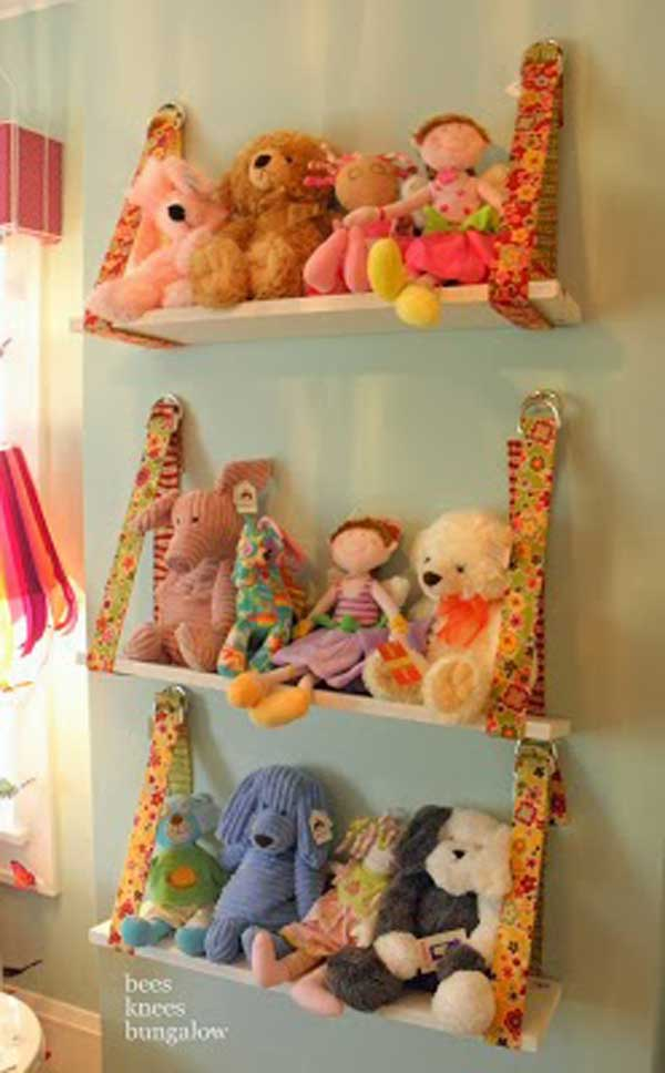 Stuffed Toy Storage Woohome 11