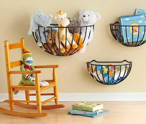 Delicieux Stuffed Toy Storage Woohome 2