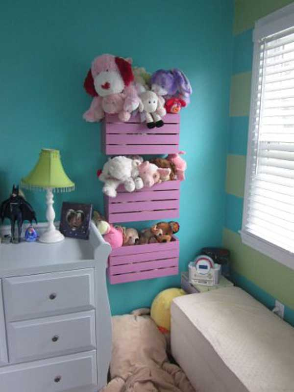 Bon Stuffed Toy Storage Woohome 20