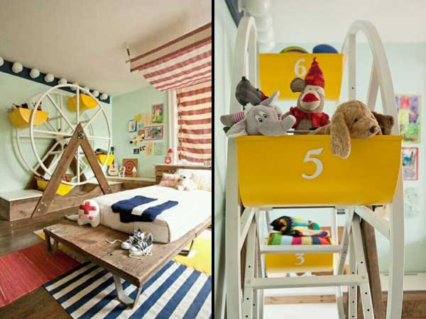 Stuffed Toy Storage Woohome 23
