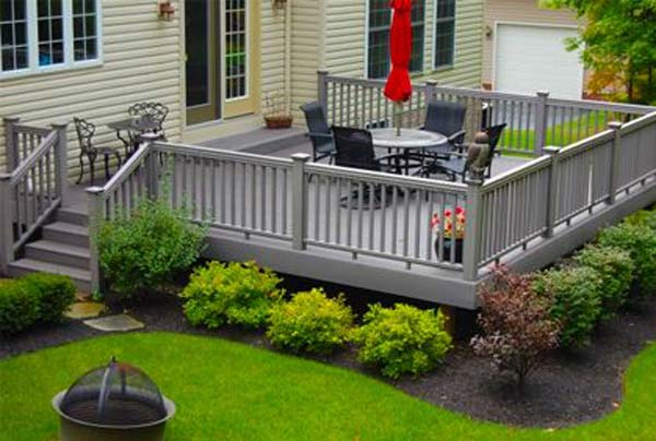 deck design ideas woohome 10 - Backyard Deck Design Ideas