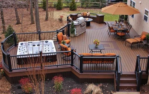 Deck Design Ideas Woohome 19