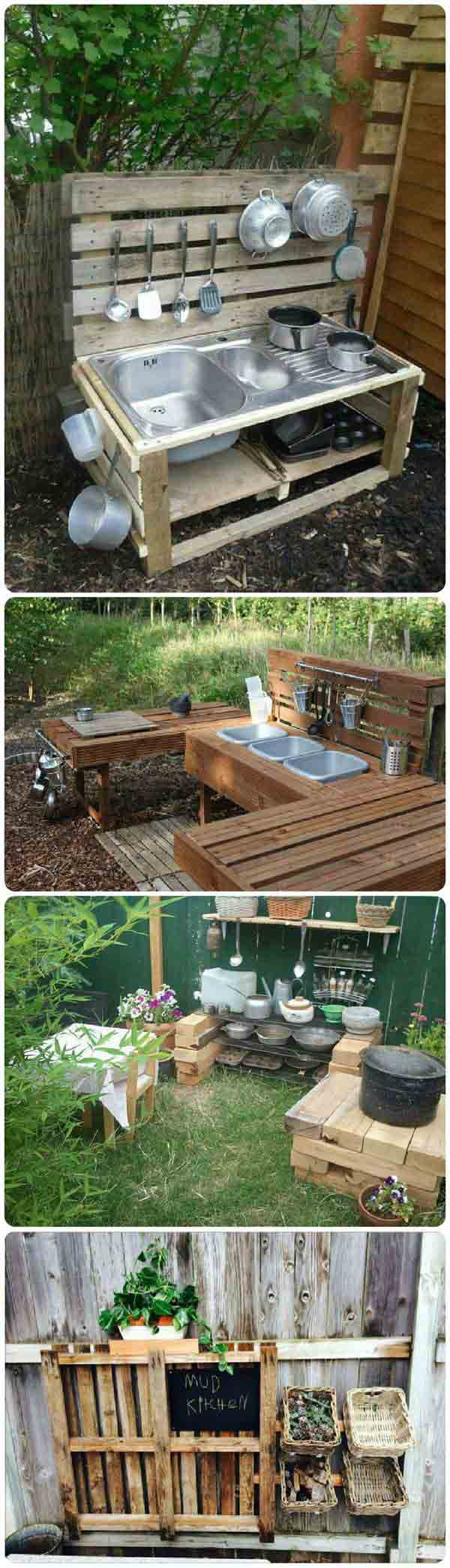diy backyard projects kid woohome 25