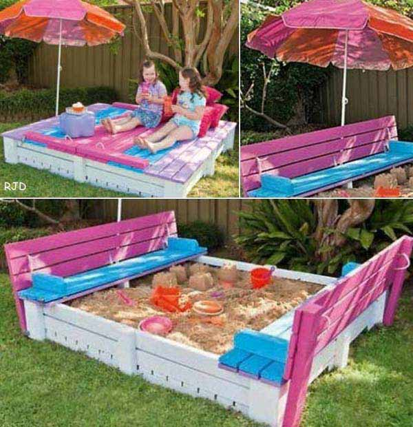 diy backyard projects kid woohome 6