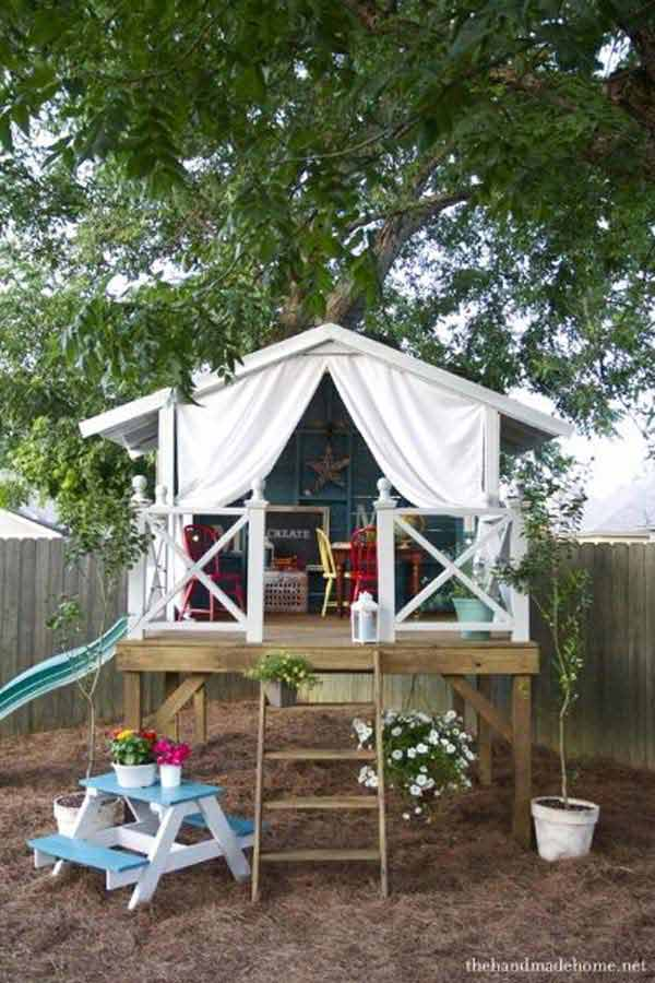 Exceptionnel Diy Backyard Projects Kid Woohome 7