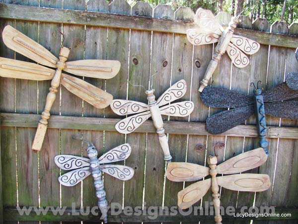 Top 23 Surprising DIY Ideas To Decorate Your Garden Fence ...