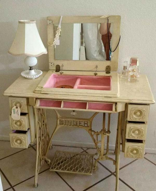 23 amazing ways to repurpose old furniture for your home decor - Home Decor Furniture