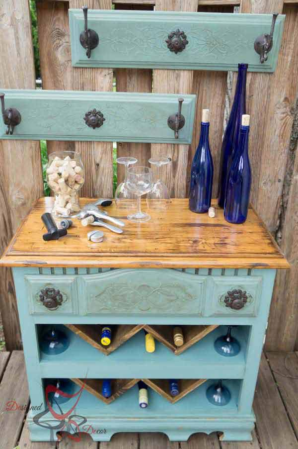 Repurposing Old Furniture 23 amazing ways to repurpose old furniture for your home decor