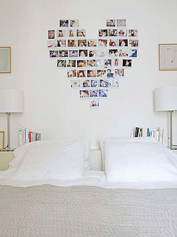 Top 24 Simple Ways To Decorate Your Room With Photos Amazing Diy Interior Home Design