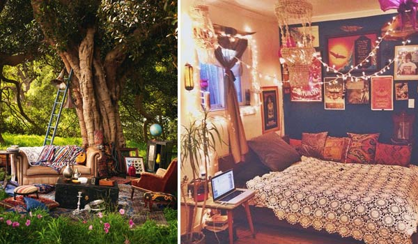 28 Simply Amazing Bohemian Inspired Interior Ideas