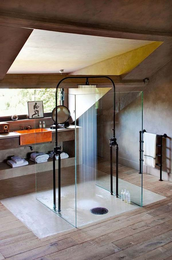 innovative bathroom ideas