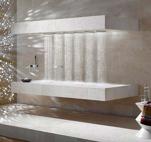 Home House Design Ideas: 27 Must See Rain Shower Ideas For Your Dream Bathroom