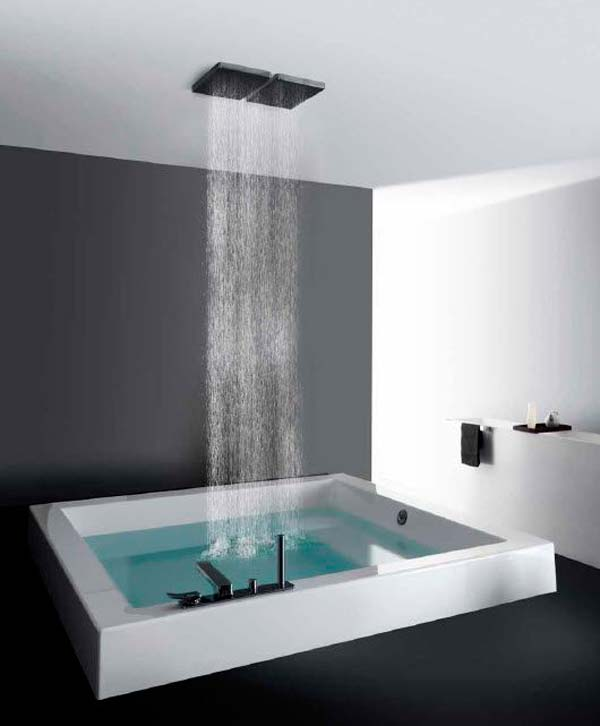 Bathroom Ideas: 27 Must See Rain Shower Ideas For Your Dream Bathroom