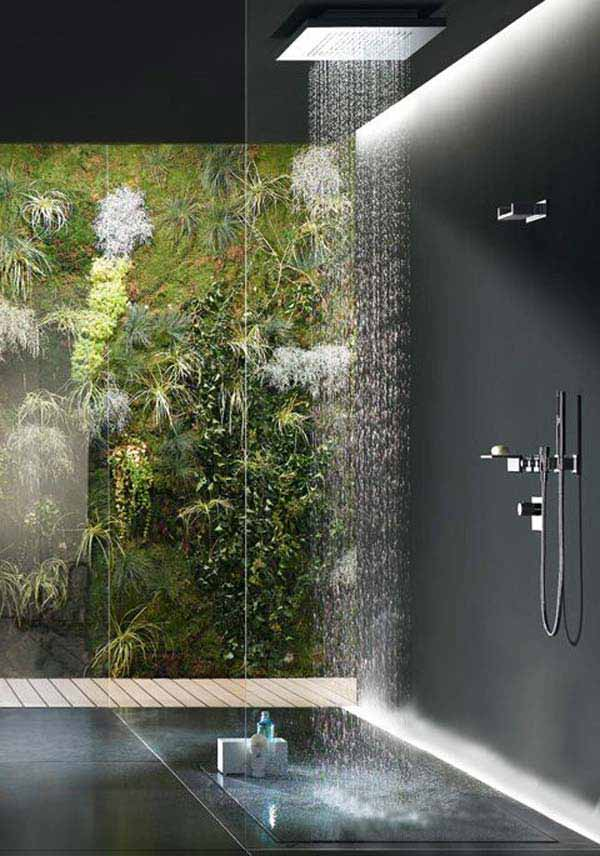 Interior Design Home Library: 27 Must See Rain Shower Ideas For Your Dream Bathroom