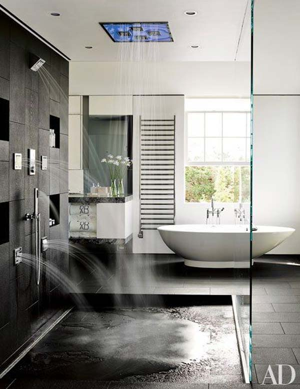 27 Must See Rain Shower Ideas for Your Dream Bathroom ...