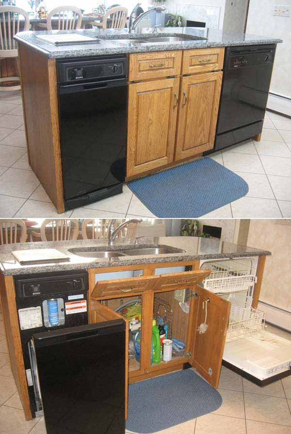 28 Helpful And Genius Life Hacks To Upsize Your Tiny Kitchen Amazing Diy Interior Home Design