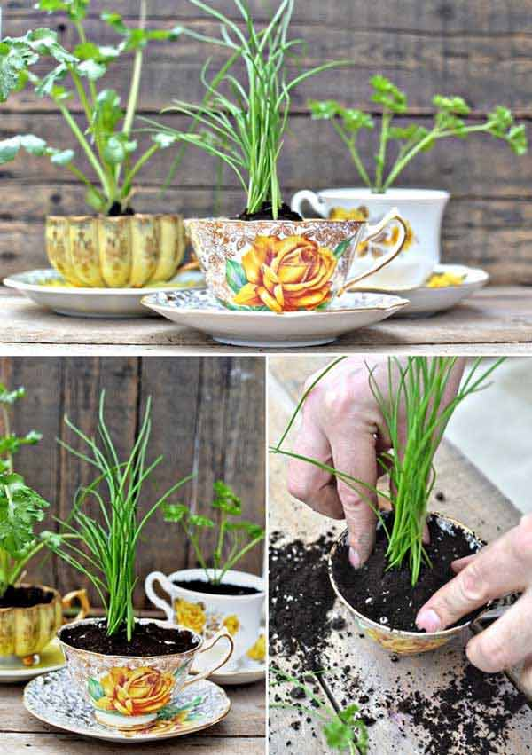34 Easy and Cheap DIY Garden Pots You Never Thought Of