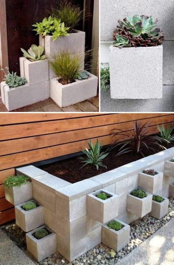 34 Easy and Cheap DIY Garden Pots You Never Thought Of ...