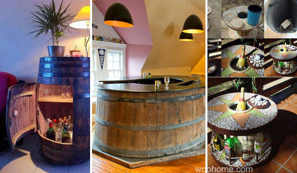 21 Budget-Friendly Cool DIY Home Bar You Need in Your Home - Amazing ...