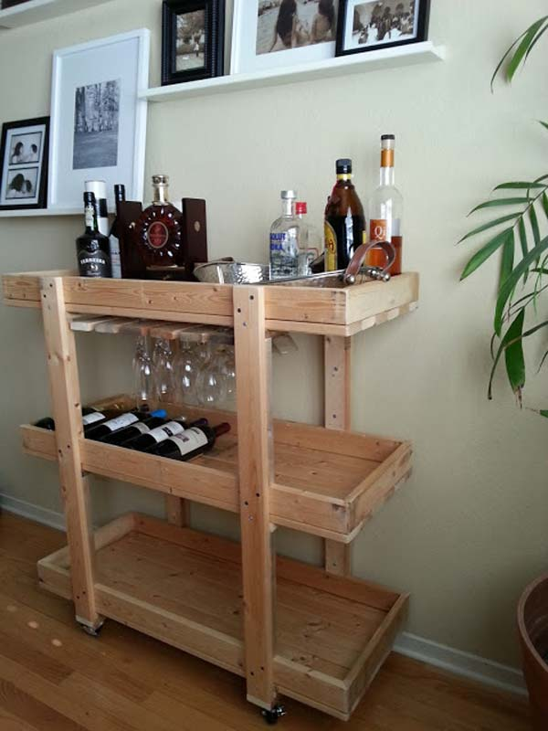 Nice Diy Home Bar Woohome 16