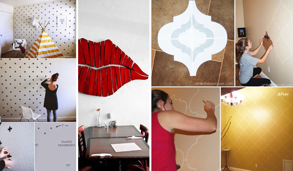 26 diy cool and no money decorating ideas for your wall page 2