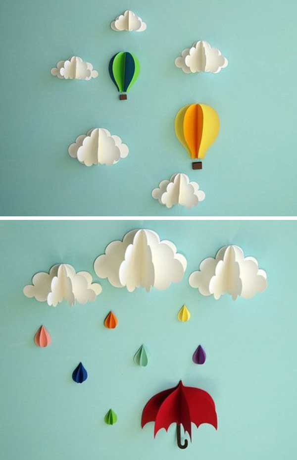 Diy Wall Decor Woohome 18