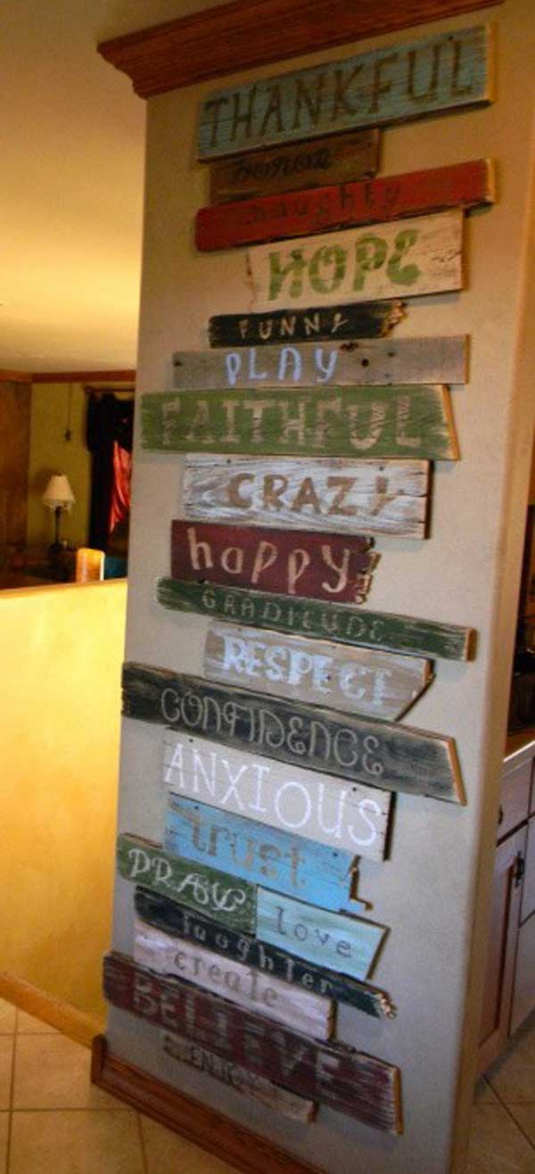 Delightful Diy Wall Decor Woohome 26