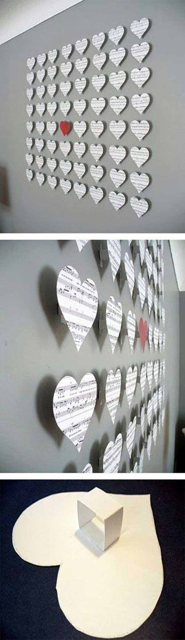 26 Diy Cool And No Money Decorating Ideas For Your Wall Amazing Diy Interior Home Design
