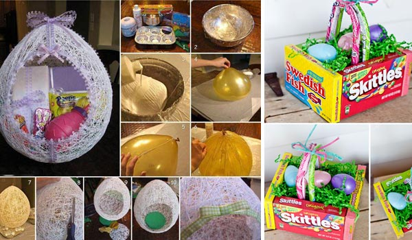 30 cool and easy diy easter crafts to brighten any home for Cool fun easy crafts