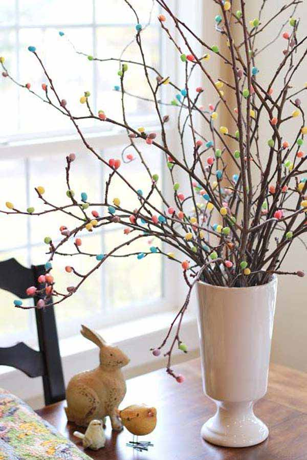 30 Cool and Easy DIY Easter Crafts to Brighten Any Home