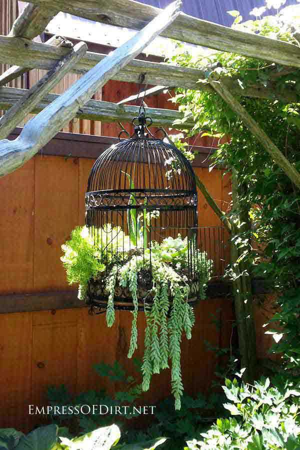 Garden Art Ideas i Easy Garden Projects Woohome 19