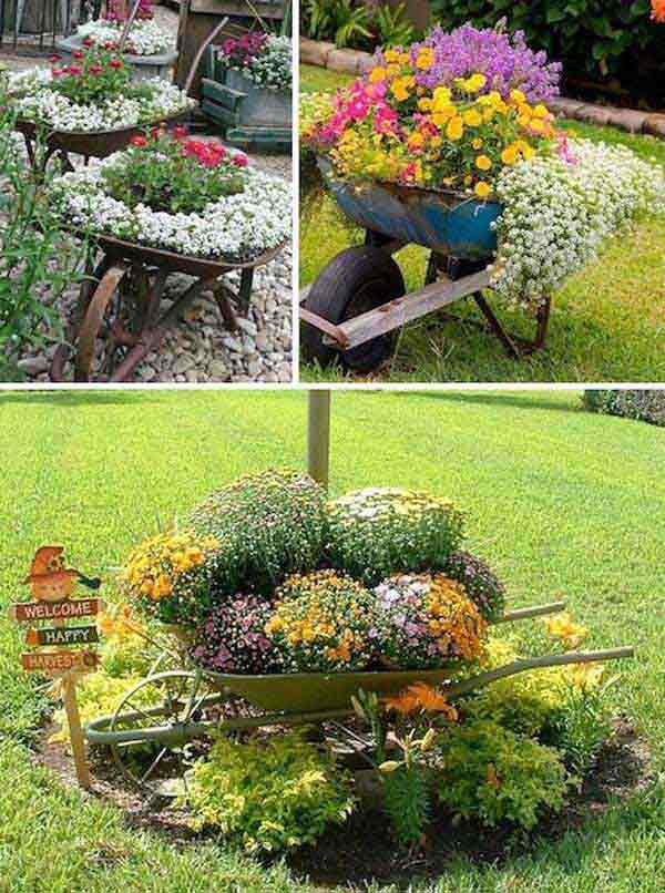 Easy Garden Ideas 41 cheap and easy backyard diys you must do this summer Easy Garden Projects Woohome 24