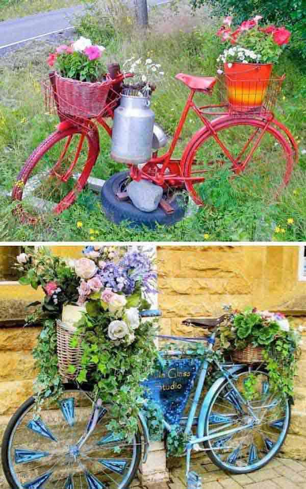 34 Easy and Cheap DIY Art Projects To Dress Up Your Garden ... on Cheap Diy Backyard Landscaping Ideas id=25054