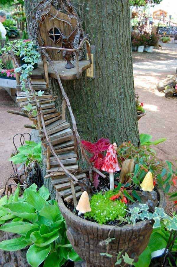 Inexpensive Garden Ideas httpsvimgive your backyard a complete makeover with these diy garden ideaseo Easy Garden Projects Woohome 6