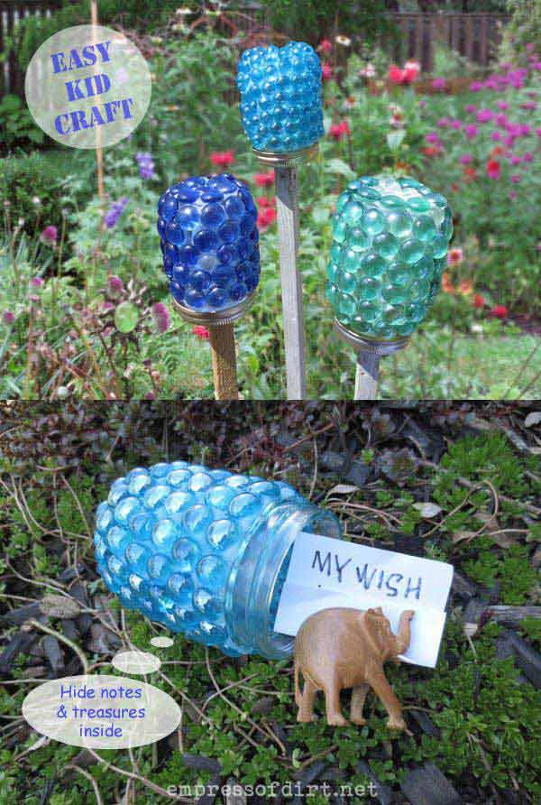 Home and garden craft projects
