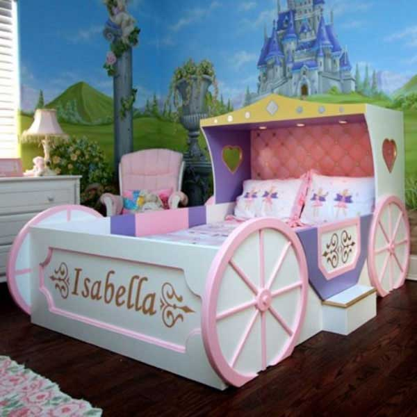 Top 19 fantastic fairy tale bedroom ideas for little girls for Fairy princess bedroom ideas