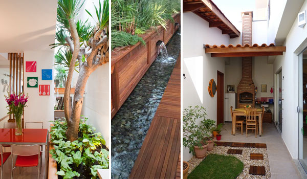 18 clever design ideas for narrow and long outdoor spaces - Garden Ideas Long Narrow
