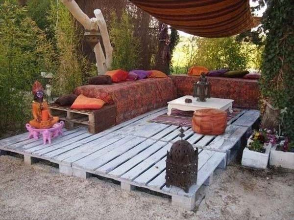 Outdoor Pallet Furniture top 38 genius diy outdoor pallet furniture designs that will amaze you