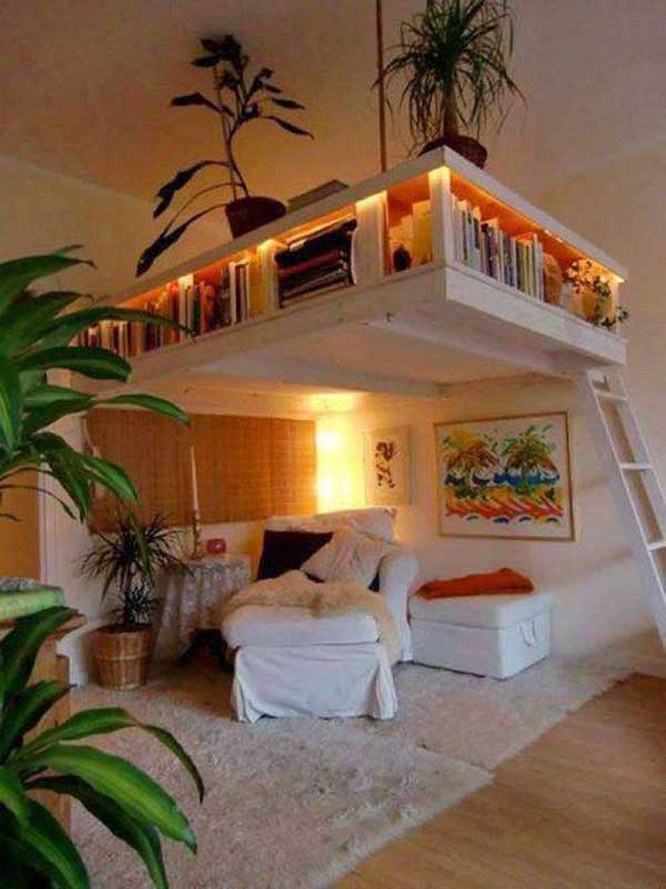 24 Insanely Clever Space Saving Interiors Will Amaze You - Amazing ...