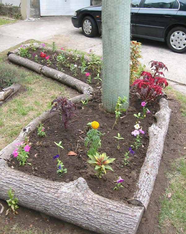 Garden Bed Edging Ideas Woohome 6
