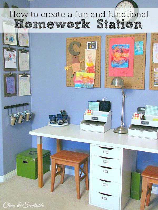 Kids-Homework-Station-Woohome-3