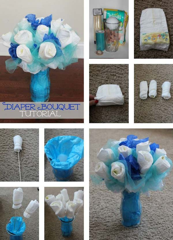 22 Cute Amp Low Cost Diy Decorating Ideas For Baby Shower