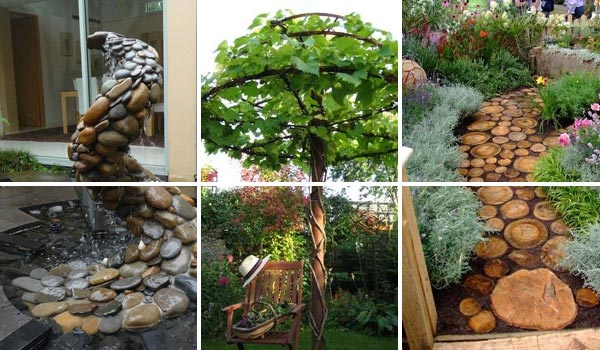 Top 32 DIY Fun Landscaping Ideas For Your Dream Backyard ... on Diy Back Garden Ideas id=12567