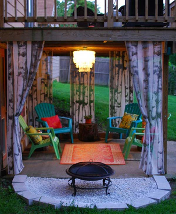 Top 32 DIY Fun Landscaping Ideas For Your Dream Backyard ... on Backyard Design Ideas Diy id=92860